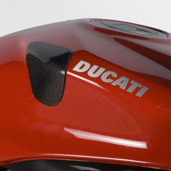 Ducati 899, 959, 1199/S/R & 1299/S Panigale 2011> R&G Racing Carbon Tank Guards