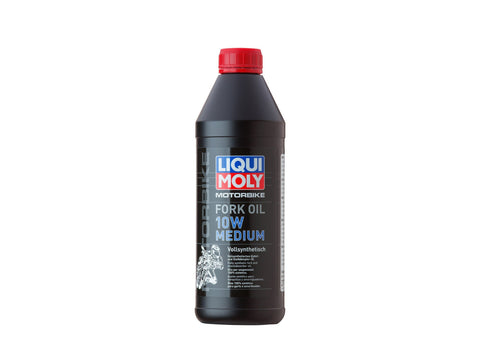 LIQUI MOLY - FORK OIL - 10W LIGHT - 1 LITRE