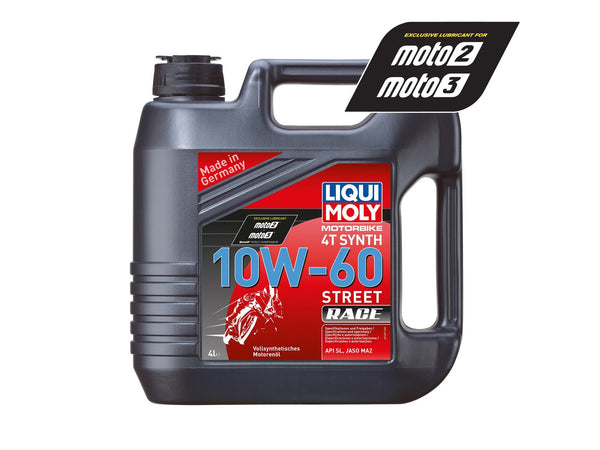 liqui moly oil 4 stroke fully synth street race. Black Bedroom Furniture Sets. Home Design Ideas
