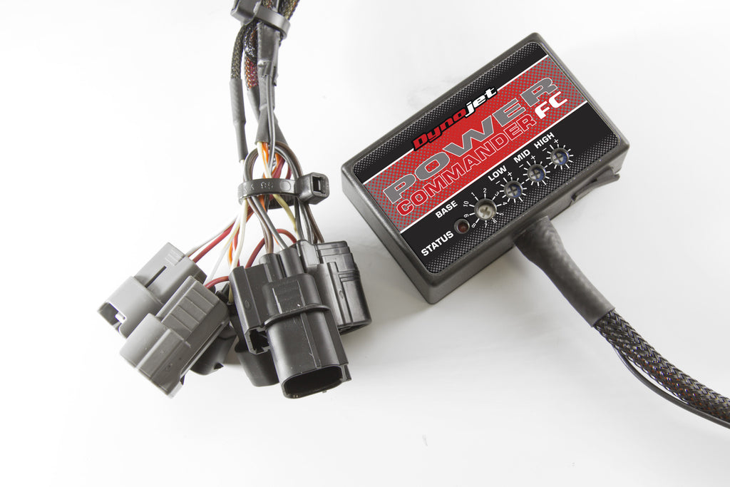 Kawasaki ZX-6R 2013> Power Commander Fuel Controller