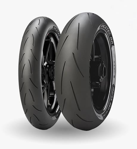 Metzeler Race Tech RR Treaded Tyres