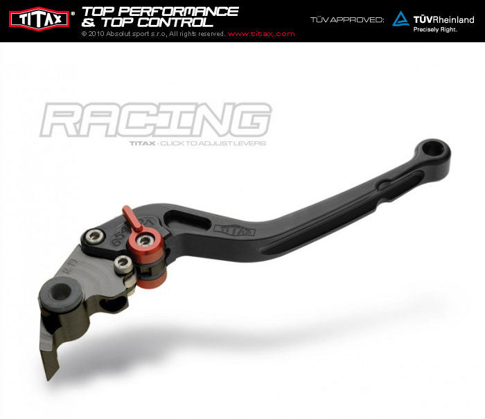 Aprilia RSV4 2009-16 Titax Clutch & Brake Levers