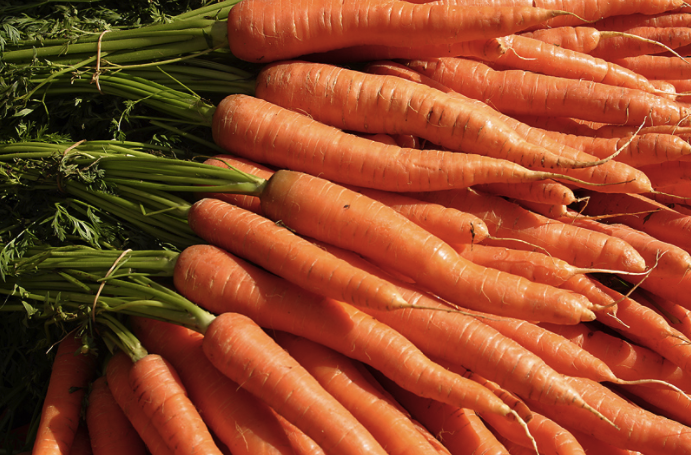 A Carrot a day keeps the dentist AND doctor away!