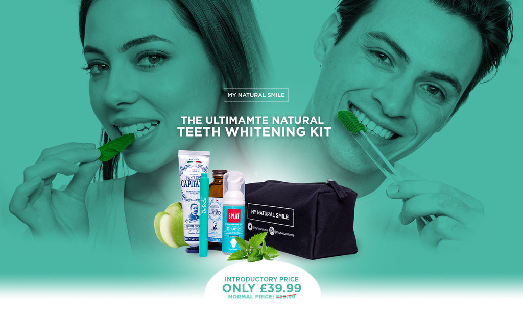 How ultimate is the Ultimate Natural Teeth Whitening Pack?!