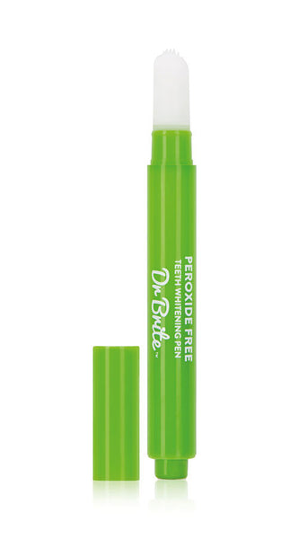 Dr Brite Organic Coconut Oil Teeth Whitening Pen (Apple) - mynaturalsmile