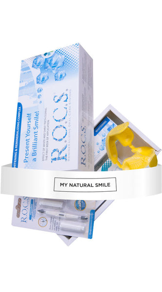 R.O.C.S Complete Home Whitening Kit - mynaturalsmile