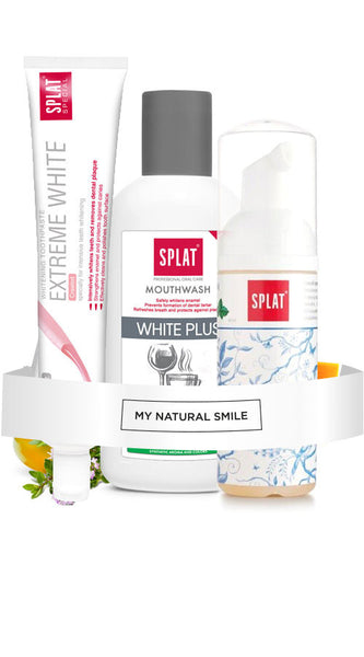 SPLAT Extreme Whitening Pack - mynaturalsmile
