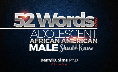 52 Words Every Adolescent African American Male Should Know