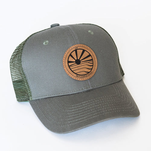 d8ab2d3d9fde2 Step Into Sunshine Curved Trucker Hat - Surplus – LivinLifeMan