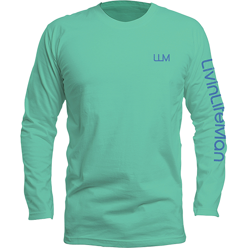 Rainbow Trout UPF 50 Solar Long Sleeve - Seagrass