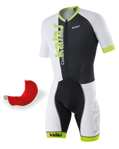 Kalas - Skinsuit Short Sleeve ELITE-A 25| Revolutional | MEN - Pockets