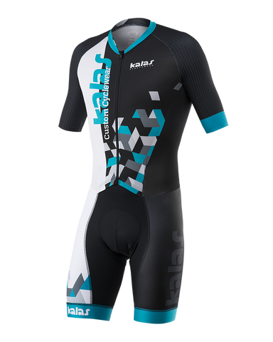 Kalas - Skinsuit Short Sleeve ELITE-A 62|Brios/Speed|MEN - 1 Pocket n50519-MA62