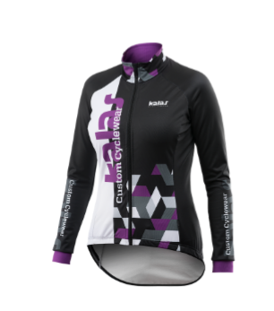 Kalas - Long Sleeve Jersey PRO 15 W&W RainMemX6 | LADY