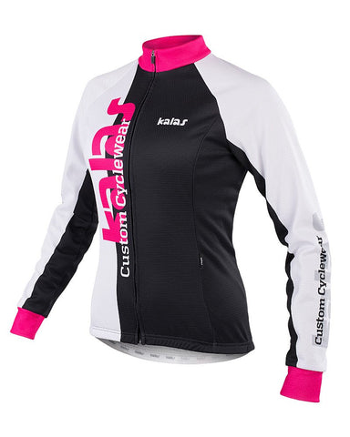 Kalas - Long Sleeve Jersey ELITE 23 | Flanders | LADY n50055-LL23