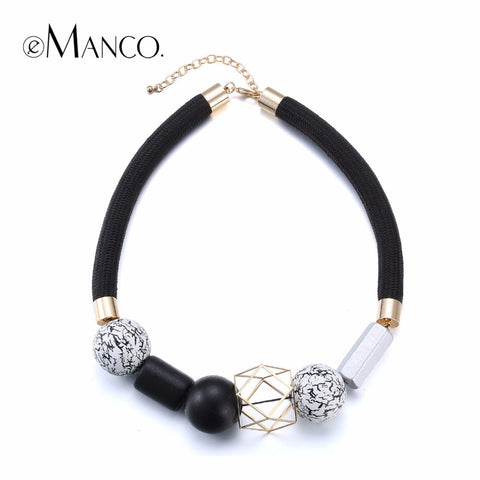 eManco Ethnic Statement Choker For Women