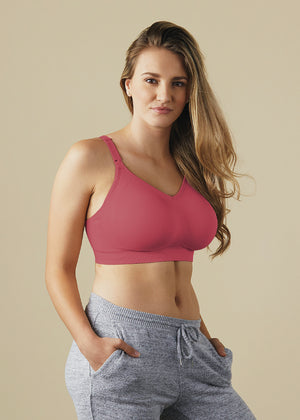 Bravado Designs maternity and nursing bra | Body Silk Seamless Nursing Bra limited-edition-lipstick