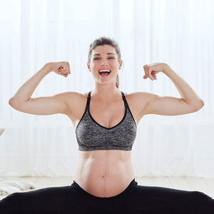 What pregnant and breastfeeding moms really want in an active nursing bra