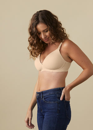 Bravado Designs maternity and nursing bra | Buttercup Nursing Bra on-the-go-nursing-breastfeeding-bras