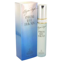 Sparkling White Diamonds by Elizabeth Taylor Eau De Toilette Spray 1.7 oz