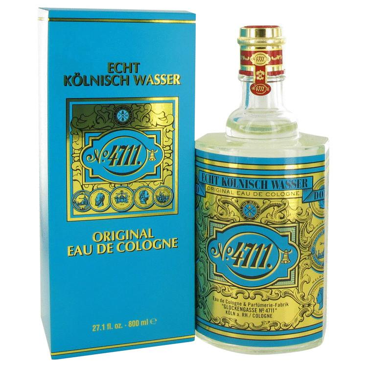 4711 by Muelhens Eau De Cologne (Unisex) 27 oz