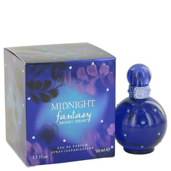 Fantasy Midnight by Britney Spears Eau De Parfum Spray 1.7 oz