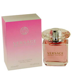 Bright Crystal by Versace Eau De Toilette Spray 1 oz