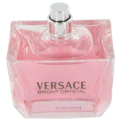 Bright Crystal by Versace Eau De Toilette Spray (Tester) 3 oz