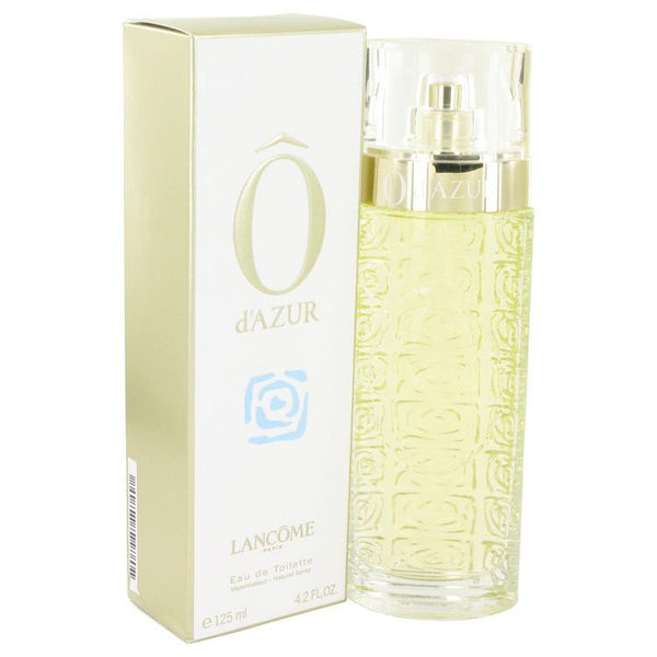 O d'Azur by Lancome Eau De Toilette Spray 4.2 oz