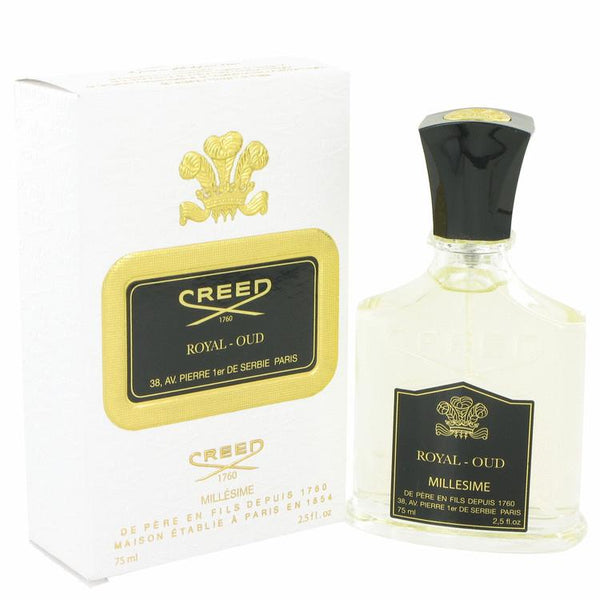 Royal Oud by Creed Millesime Spray 2.5 oz