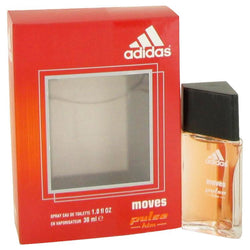 Adidas Moves Pulse by Adidas Eau De Toilette Spray 1 oz