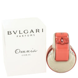 Omnia Coral by Bvlgari Eau De Toilette Spray (Tester) 2.2 oz