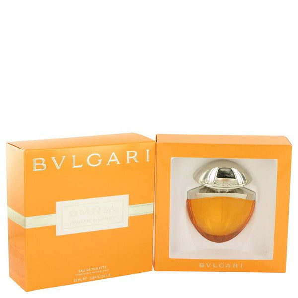 Omnia Indian Garnet by Bvlgari Eau De Toilette Spray .84 oz