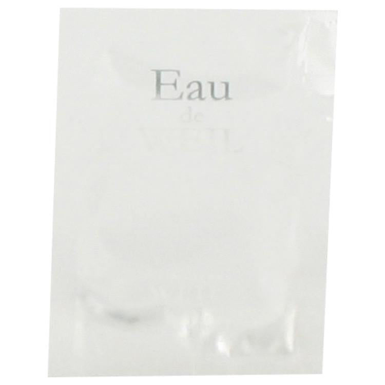 Eau De Weil by Weil Eau De Parfum Wipes .05 oz