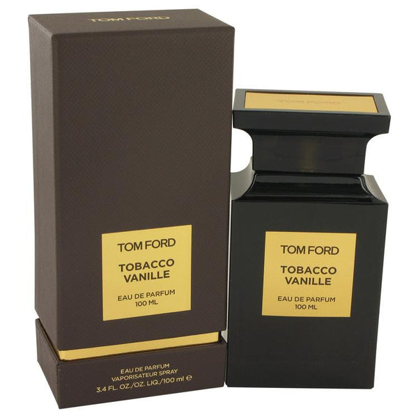 Tom Ford Tobacco Vanille by Tom Ford Eau De Parfum Spray (Unisex) 3.4 oz