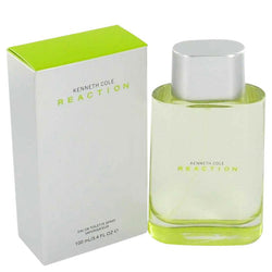 Kenneth Cole Reaction by Kenneth Cole Eau De Toilette Spray (unboxed) 3.4 oz