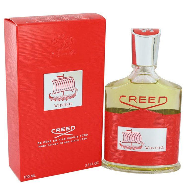Viking by Creed Eau De Parfum Spray 3.3 oz