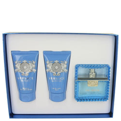 Gift Set -- 1.7 oz Eau De Toilette Spray (Eau Fraiche) + 1.7 oz Shower Gel + 1.7 oz After Shave Balm