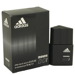 Adidas Moves 001 by Adidas Eau De Toilette Spray .5 oz