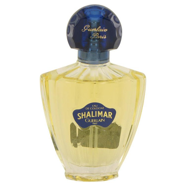 SHALIMAR by Guerlain Eau De Cologne Spray Reusable (Tester) 2.5 oz