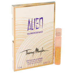 Alien Sunessence Or D'ambre by Thierry Mugler Vial (Sample) .04 oz