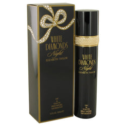 White Diamonds Night by Elizabeth Taylor Eau De Toilette Spray 3.4 oz