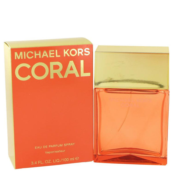 Michael Kors Coral by Michael Kors Eau De Parfum Spray 1 oz