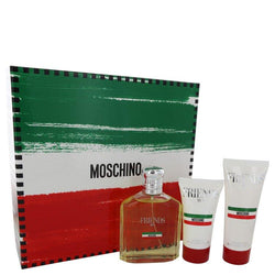 Gift Set -- 4.2 oz Eau De Toilette Spray +1.7 oz  After Shave Balm + 3.4 oz Shower Gel