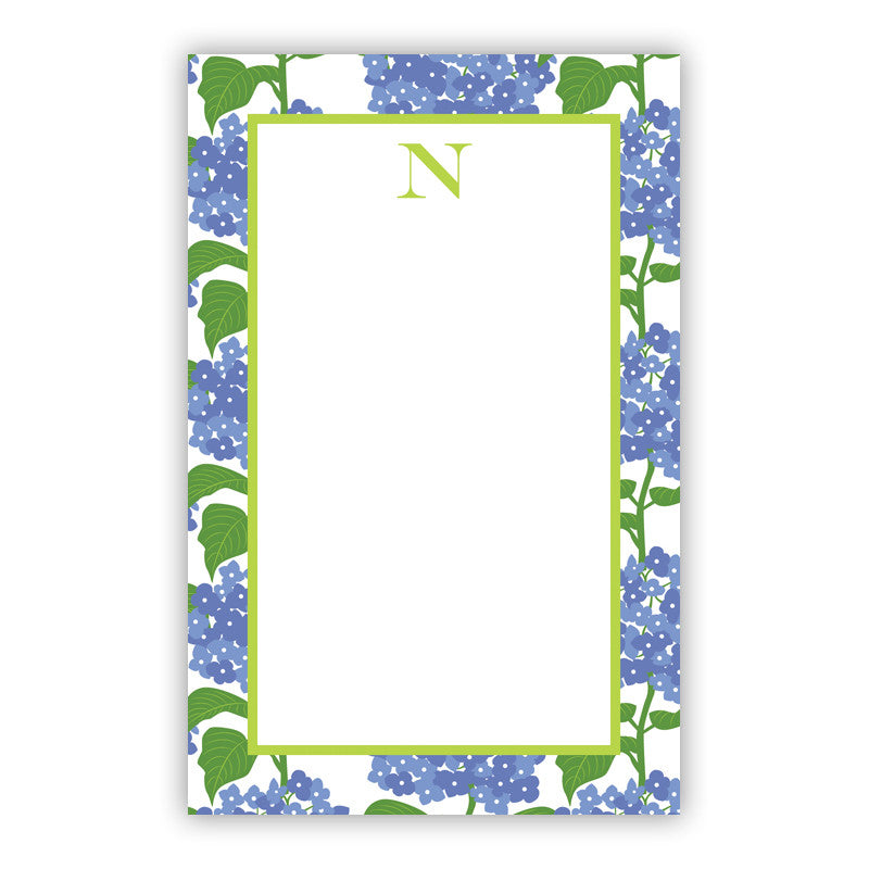 Sconset Blue Notepad
