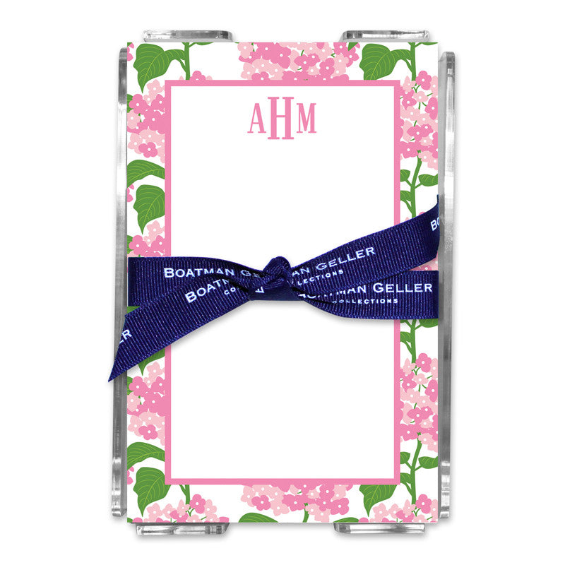 Sconset Pink Note Sheets