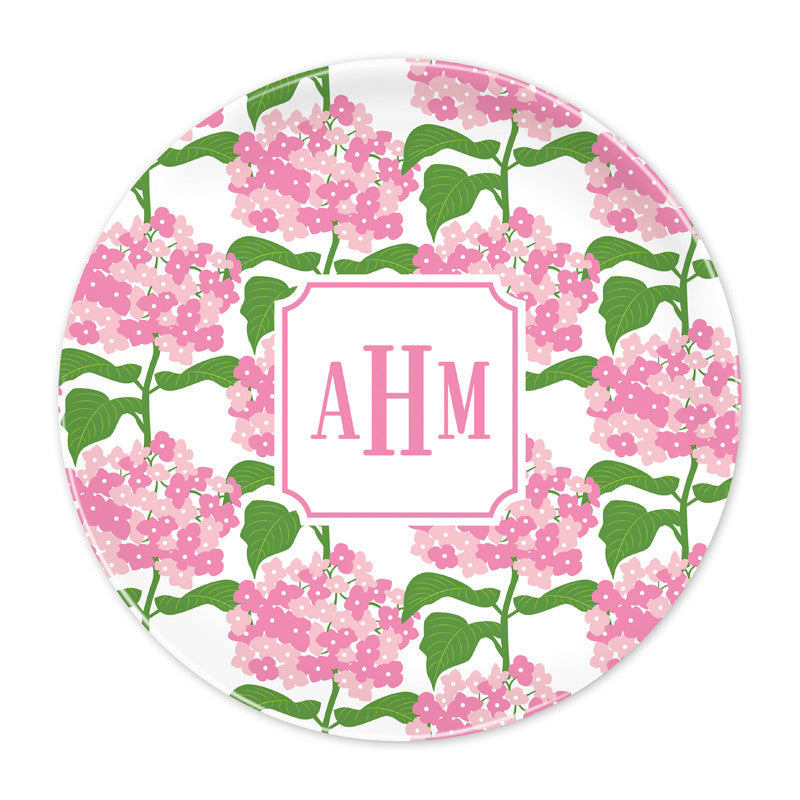 Sconset Pink Plate