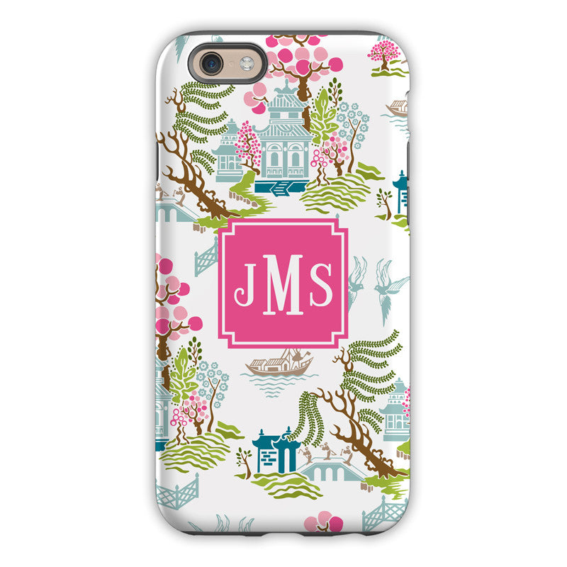 Chinoiserie Spring iPhone Case