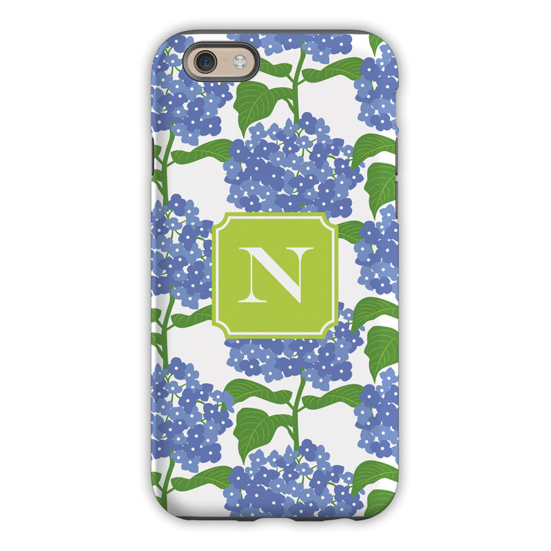 Sconset Blue iPhone Case