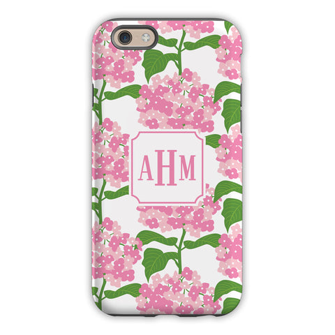 Sconset Pink iPhone Case