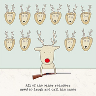 All the other Reindeer, Gin and Frolics XGF26